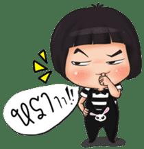 Nong Kawhom (THAI) sticker #5556989