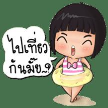 Nong Kawhom (THAI) sticker #5556992