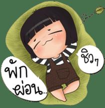 Nong Kawhom (THAI) sticker #5556995