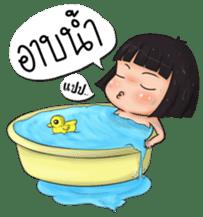 Nong Kawhom (THAI) sticker #5556999