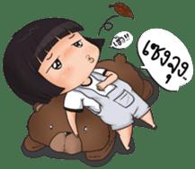 Nong Kawhom (THAI) sticker #5557007
