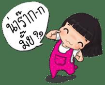 Nong Kawhom (THAI) sticker #5557017
