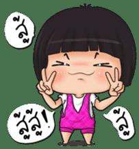 Nong Kawhom (THAI) sticker #5557018