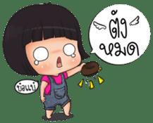 Nong Kawhom (THAI) sticker #5557022