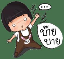 Nong Kawhom (THAI) sticker #5557023