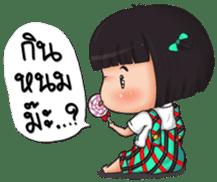 Nong Kawhom (THAI) sticker #5557027
