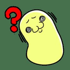 Unidentified organisms Motchimochi Alpha sticker #5559490