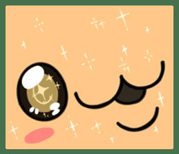 Unidentified organisms Motchimochi Alpha sticker #5559497