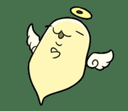 Unidentified organisms Motchimochi Alpha sticker #5559504
