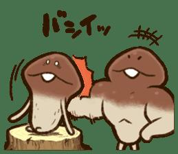 Funghi Manga Sticker 2 sticker #5563398