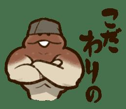 Funghi Manga Sticker 2 sticker #5563404