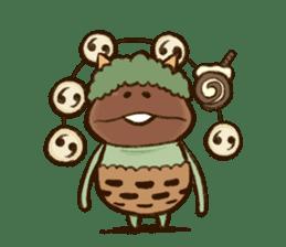 Funghi Manga Sticker 2 sticker #5563410