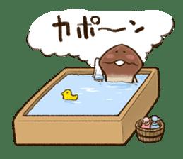 Funghi Manga Sticker 2 sticker #5563412