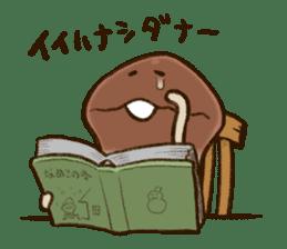 Funghi Manga Sticker 2 sticker #5563425