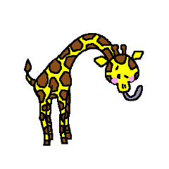 Beroun of giraffe