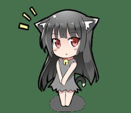 KuroChan sticker #5568148