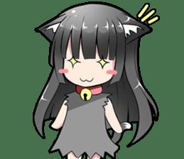 KuroChan sticker #5568161
