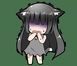 KuroChan sticker #5568162