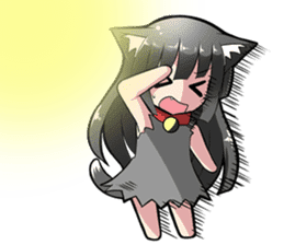 KuroChan sticker #5568180