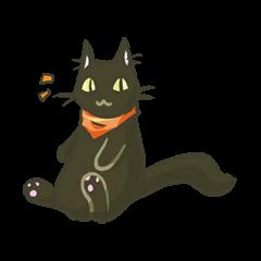 Black-Cat TOBBY