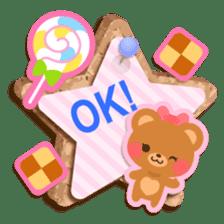 Cork board-English- sticker #5571743