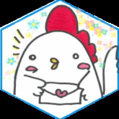 TORIsan - Seal-like Sticker -