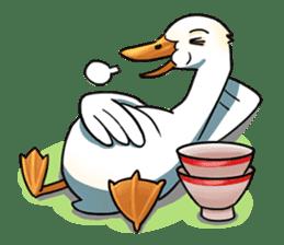 Quack Quack Duck Talk sticker #5574856