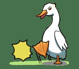 Quack Quack Duck Talk sticker #5574859