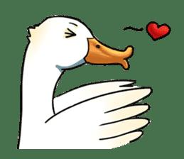 Quack Quack Duck Talk sticker #5574868