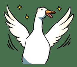 Quack Quack Duck Talk sticker #5574873