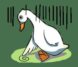 Quack Quack Duck Talk sticker #5574874