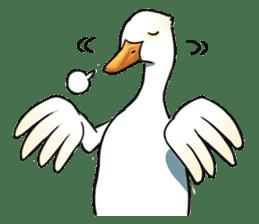 Quack Quack Duck Talk sticker #5574879