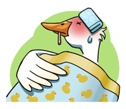 Quack Quack Duck Talk sticker #5574880