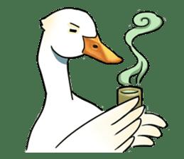 Quack Quack Duck Talk sticker #5574882