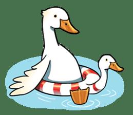 Quack Quack Duck Talk sticker #5574884