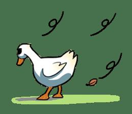 Quack Quack Duck Talk sticker #5574887