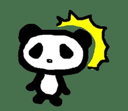 Panda of Chinese sticker #5577727
