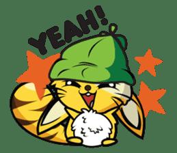 Cat Cute (EN) sticker #5581223
