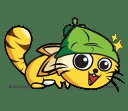 Cat Cute (EN) sticker #5581227