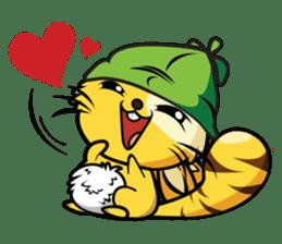 Cat Cute (EN) sticker #5581229