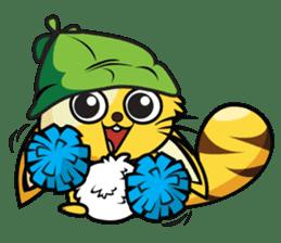 Cat Cute (EN) sticker #5581235