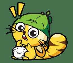 Cat Cute (EN) sticker #5581251