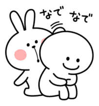 Spoiled Rabbit sticker #5581296