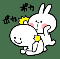 Spoiled Rabbit sticker #5581299