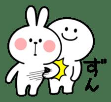 Spoiled Rabbit sticker #5581305