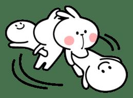 Spoiled Rabbit sticker #5581309