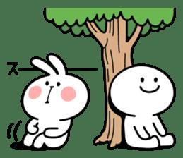 Spoiled Rabbit sticker #5581310