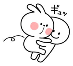 Spoiled Rabbit sticker #5581316