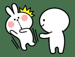 Spoiled Rabbit sticker #5581323