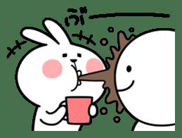 Spoiled Rabbit sticker #5581325